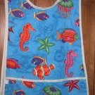 MadieBs Tropical Fish Nemo Custom Smock Cobbler Apron
