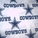 MadieBs Dallas Cowboys NFL Crib Toddler Bed Sheet Set New