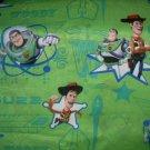 MadieBs Toy Story Buzz Woody King Pillowcase w/Name
