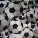 MadieBs Soccer Balls Goal Game Personalized  Pillowcase