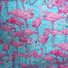 MadieBs  Bright Flamingos on  Cotton  Personalized Custom  Pillowcase  w/Name