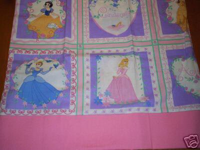 Oh My Prettyy Princess   Nap Mat Pad Cover w/Name