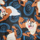 MadieBs Taz Manian Devil  Nap Mat Pad Cover w/Name