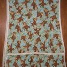 MadieBs Cute Monkey Jungle  Cotton New Custom Smock Cobbler Apron