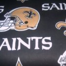 MadieBs Set of 2  New Orleans Saints  Fitted  Cotton  Crib Sheets