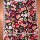 MadieBs Cajun Fest Food Spicy  Cotton New Custom Smock Cobbler Apron
