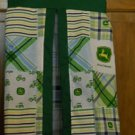 MadieBs Custom John Deere Diaper Stack Plaid and Green