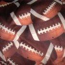 MadieBs FootBalls Foot Ball Nap Mat Pad Cover w/Name