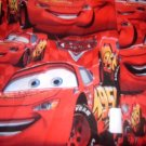 MadieBs Red McQueen Cars Cotton Nap Mat Pad Cover w/Name