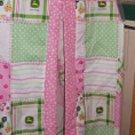MadieBs John Deere Pink Custom  Diaper Stacker New