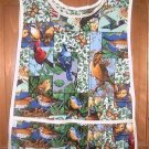 MadieBs Backyard Birds New Custom Smock Cobbler Apron