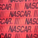 MadieBs Nascar Stripe on Red  Kinder Nap Mat Pad Cover w/Name
