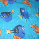 MadieBs Nemo and Dory  Cotton  Fitted  Crib Sheet Custom New