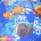 MadieBs Traopical Sea Life  Cotton  Fitted  Crib Sheet Custom New