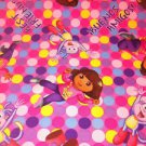 MadieBs Dora Best Friends  Cotton Personalized Custom  Pillowcase