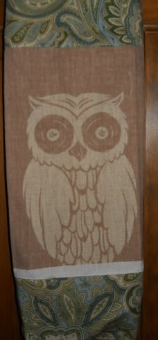 MadieBs The Cutest Owl One of a Kind New Plastic Bag Holder Dispenser