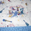 MadieBs Musical Cats Band Cotton Personalized Custom  Pillowcase  w/Name