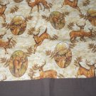 MadieBs Deer Buck Doe Fawn Cotton Personalized Custom  Pillowcase  w/Name