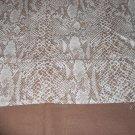 MadieBs Snake Skin Print Cotton Personalized Custom  Pillowcase  w/Name