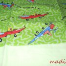 MadieBs Sponge Bob Racer Cotton Personalized Custom  Pillowcase  w/Name