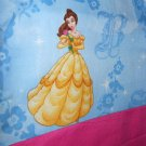 MadieBs Princess' on Blue Cotton Personalized Custom  Pillowcase  w/Name