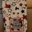 MadieBs God Bless America Plastic Bag Holder Dispenser