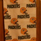 MadieBs New Green Bay Packers  Plastic Bag Holder Dispenser