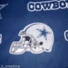 MadieBs Callas Cowboys NFL Football  Cotton Fitted  Crib Sheet Custom New