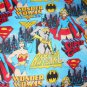 MadieBs Cat Woman Super Woman Cotton Personalized Custom  Pillowcase