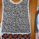 MadieBs Black and White Dots with Chicken Pocket New Custom Smock Cobbler Apron