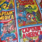 MadieBs Captian America Comic  Cotton Personalized Custom  Pillowcase
