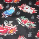 MadieBs Mater McQueen Off to the Races  Cotton Personalized Custom  Pillowcase