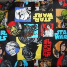 MadieBs Star Wars Comic Burp Pads and Changing Pad Set New