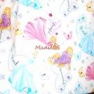 MadieBs Princess Burp Pads and Changing Pad Set New