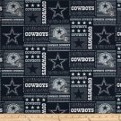 MadieBs Dallas Cowboys Cotton Personalized Custom  Pillowcase  w/Name