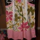 Girls Floral Pillowcase Dress