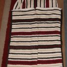 Red Striped Hooded Towel