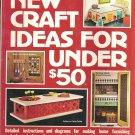 Vintage Women's Day New Craft Ideas for Under $50 No. 1 - Vintage Craft Magazine