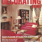 Vintage Woman's Day Decorating Guide Magazine Number 16 - 1972
