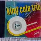 KING COLE TRIO VOL.2 WITH NAT KING COLE. VINTAGE COLLECTIBLE 4 RECORDS