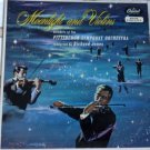 Moonlight and Violins Rare Collectible Record Album conducted by Richard Jones