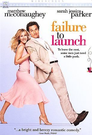 Failure to Launch (DVD, 2006, Widescreen)