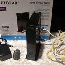 NETGEAR N300 WIRELESS ROUTER MODEL WNR2000 and BELKIN WIRELESS ADAPTER