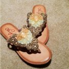 NAUGHTY MONKEY SANDALS FROM THE BUCKLE STORE TOTALLY TRENDING AND AWSOME LEATHER