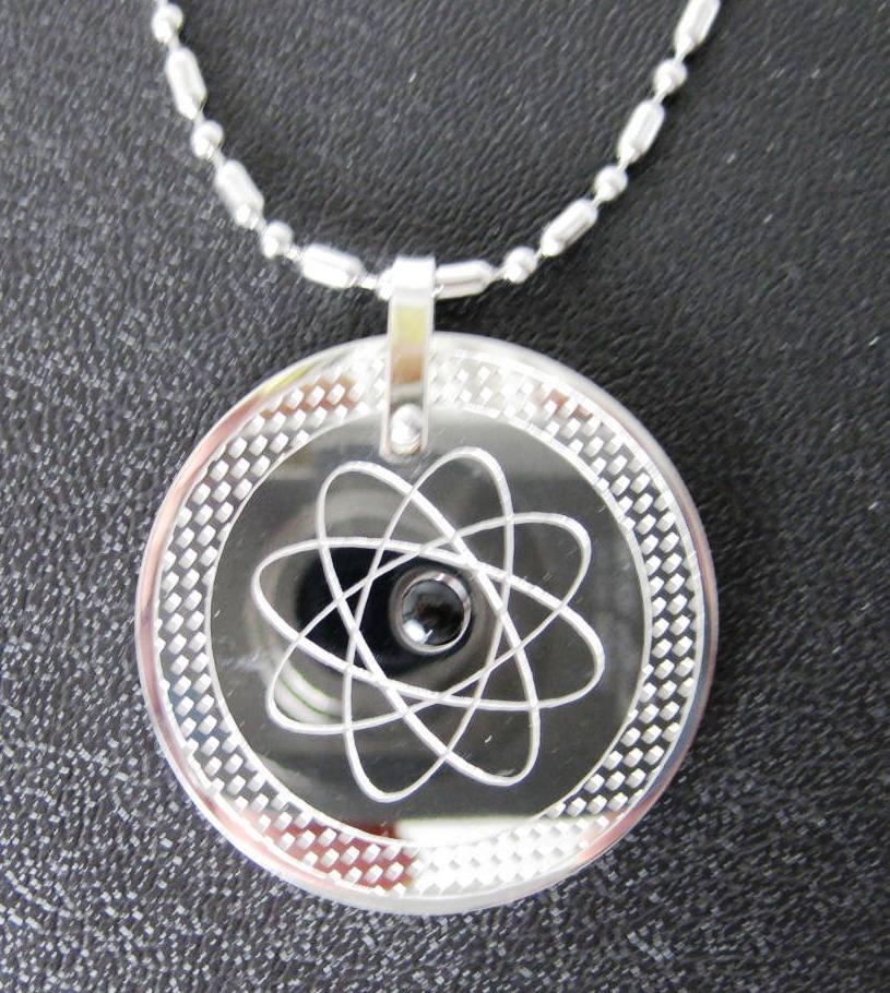 QP14 Quantum Pendant Scalar Energy Limited Editon 3000 Neg Ions