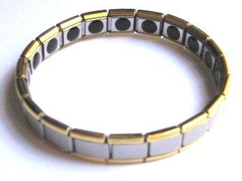 Titanium Quantum Bracelet 2-Tone