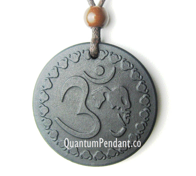 QP21 Quantum Pendant Elephant