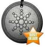 QP1 Quantum Pendant Scalar Energy 5000 Neg Ions