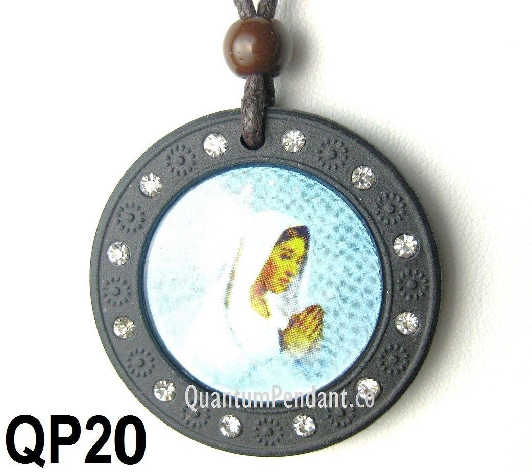 QP20 Quantum Pendant Mama Mary