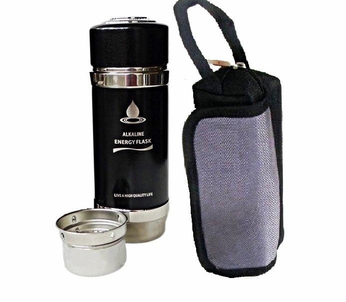 Quantum Flask H2O Alkaline Energy Water Ionizer Scalarizer Nano Cup
